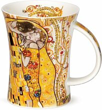 "DUNOON Becher Tasse Richmond Motiv ""DEVOTION"