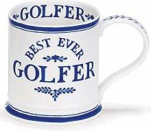 DUNOON Best Ever Golfer Tasse