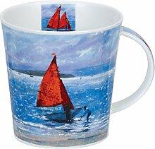 DUNOON Boats Sailing Cairngorm Dunoon Becher