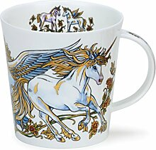 DUNOON Bone China Becher mythicos Fabelwesen