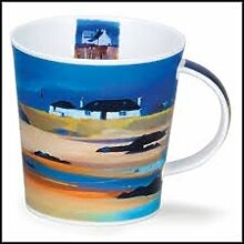DUNOON Bone China erholsamen Shores Tasse - Washing