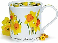 DUNOON Bone China Spring & Summer Flowers Bute