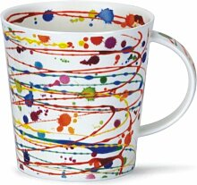 DUNOON Cairngorm Drizzle Yellow Dunoon Tasse