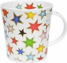 DUNOON Cairngorm Dunoon Becher Gold Stars