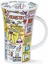DUNOON Chemie Fine Bone China Tasse für