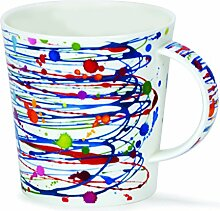 DUNOON Drizzle Blue Cairngorm Tasse Dunoon