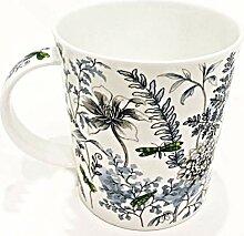 Dunoon, England, Tasse aus feinem Porzellan,