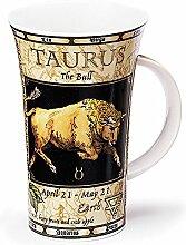 Dunoon Glencoe Tierkreiszeichen-Tasse Taurus Stier