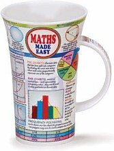 Dunoon Math Made Easy Tasse, 450 ml