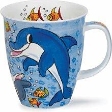 DUNOON Nevis Splash Dolphin Dunoon Becher
