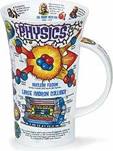 Dunoon Physics Tasse aus feinem Porzellan, für