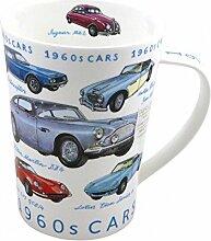 Dunoon Tasse Argyll Classic Cars 1960 500ml