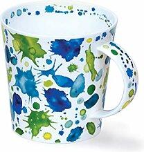 Dunoon Tasse aus feinem Porzellan, hergestellt in