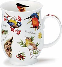 DUNOON Tasse Dawn Song Blue Ti