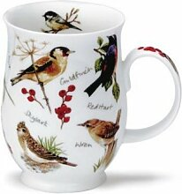 DUNOON Tasse Dawn Song Goldfinch