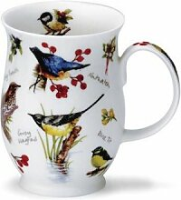 DUNOON Tasse Dawn Song Nuthatch