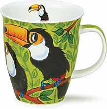 Dunoon Tropical Birds Collection Tasse aus feinem