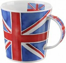 DUNOON Union Jack Becher