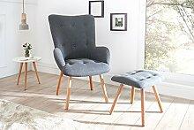 DuNord Design Sessel Fernsehsessel Relaxsessel