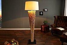 DuNord Design Stehlampe FARO Treibholz 175 cm