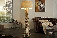 DuNord Design Stehlampe Stehleuchte DRIFTWOOD