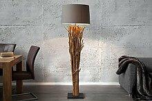 DuNord Design Stehleuchte FARO Treibholz 175 cm