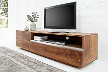 DuNord Design TV-Board Massivholz Sheesham