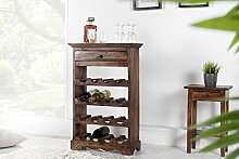 DuNord Design Weinregal Flaschenhalter