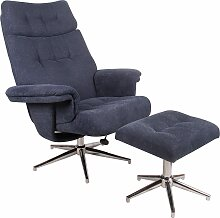 Duo Collection Relaxsessel Peers Webstoff,