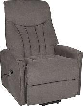 Duo Collection TV-Sessel, 2- Motoren Webstoff,