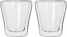 Duo double paroi Espressotasse / 2er-Set - 40 ml -