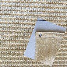 DUO Sonnenschutz-Voiles 85% beige