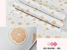 DUOCK 60cmx5m selbstklebende Tapete Für Mädchen