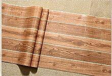 DUOCK Luxus Holz Vinyl Tapete Für Wände 3 D