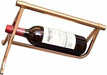 DUOER home-Wine Racks Weinregal für 1 Flasche,