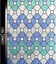DUOFIRE Dekorfolie Sichtschutzfolie Fensterfolie