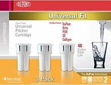 DUPONT Universal ptc053 x Wasserkaraffe Tintenpatrone (3er-Pack)