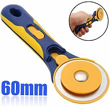 Durable 60mm Rotary Runde Cutter für Patchwork