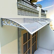 Durable Tür Canopy Markise, Multi Größe Poly