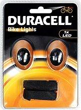 Duracell bik-m01du LED vorne und hinten bunny Augen Taschenlampe