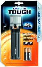 Duracell Daylite Tough Taschenlampe mit 4x AA