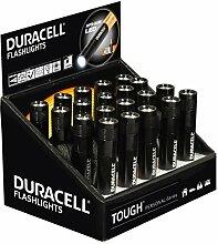 Duracell Tough LED Schlüsselanhänger Taschenlampe Taschenlampe AAA 20Lumen Taschenlampe Lich