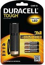 Duracell Tough Metall 1W Super Clear LED Taschenlampe AAA 65Lumen Taschenlampe Lich