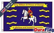 DuraFlag® William von Orange Super Qualität Flagge