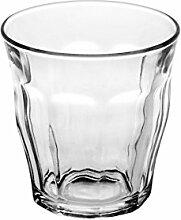Duralex 0604125Becher, Glas, transparen