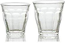 Duralex 5153322Becher, Glas, transparen