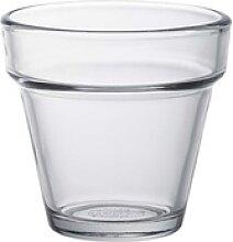 Duralex Dessertschale Arome, Glas, Trinkglas