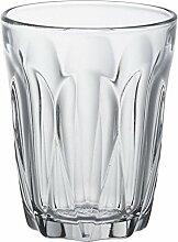 Duralex Provence Trinkgläser, gehärtetes Glas,