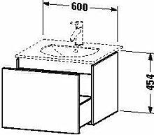 Duravit dl623108585Waschtisch Waschbecken für