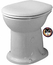 Duravit Stand WC Duraplus 47cm Trockenklosett +